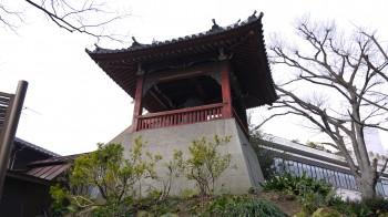 寛永寺の鐘