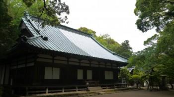 早雲寺本堂
