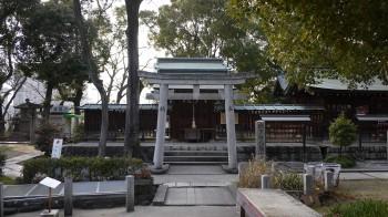 生玉神社八幡宮