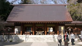 乃木神社本殿