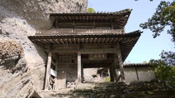 羅漢寺山門