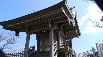 女体山山頂神社