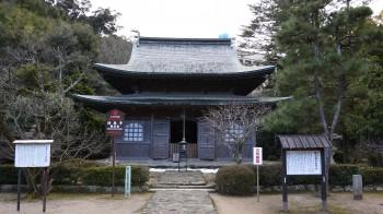 洞春寺観音堂