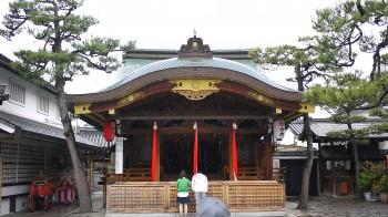 京都恵比寿神社本殿