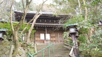 長楽寺本堂