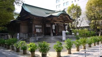 座間神社(大阪)