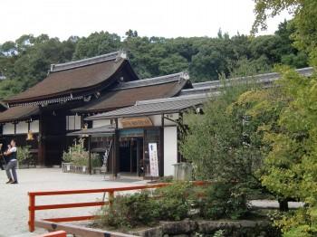 下賀茂神社本殿