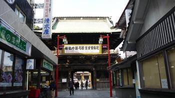 西新井大師山門