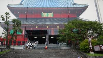 輪王寺金堂