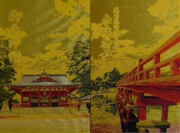 赤城神社朱印帳