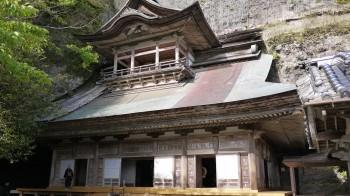 羅漢寺本堂
