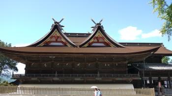 吉備津神社本堂