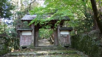 百済寺赤門