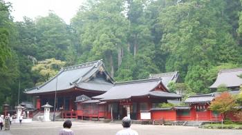 二荒山神社全景