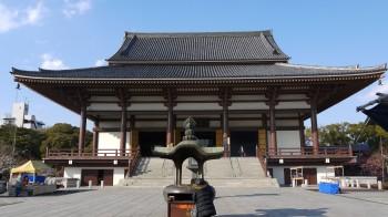 西新井大師本堂