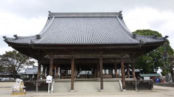 岡山西大寺本堂