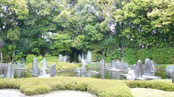 松尾大社池