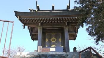 男体山山頂神社