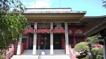 千葉寺本堂