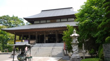 高蔵寺本堂