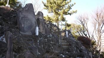 品川神社富士登山