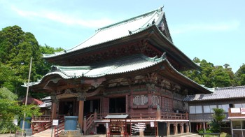 神野寺本堂2