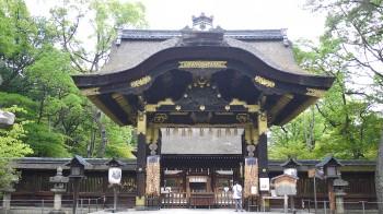 豊国神社楼門