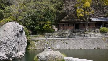 川中不動・天念寺