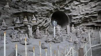 日本寺 羅漢像
