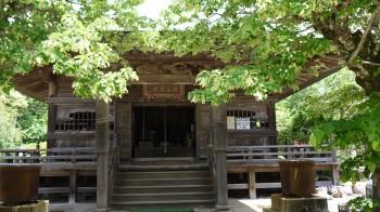 石堂寺本堂