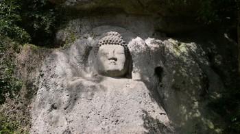熊野磨仏 釈迦
