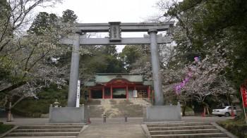 香取神宮入口