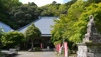 小松寺本堂
