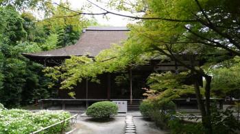 勧修寺本堂2