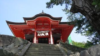 日御碕神社脇殿