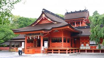 浅間大社社殿