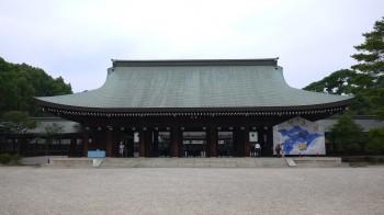 樫原神宮本殿