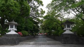 浅間大社入口