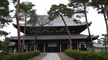 相国寺法堂正面