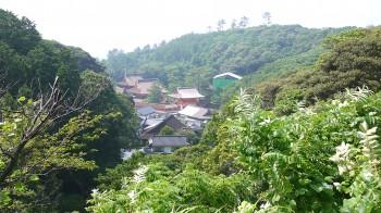 日御崎神社全景