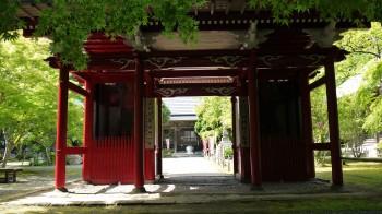 小松寺仁王門