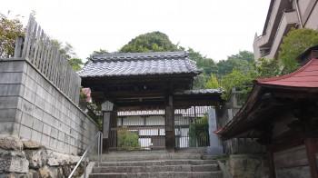 宝寿院山門