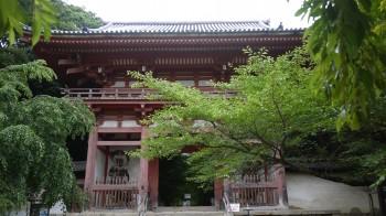 醍醐寺仁王門