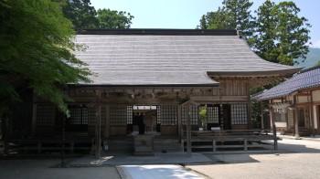須佐神社拝殿