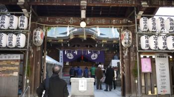 下谷神社門