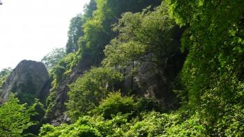 芭蕉歌の地