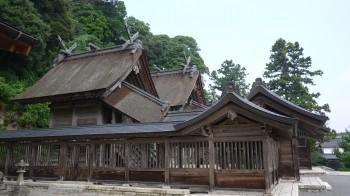 佐太神社本殿