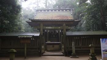 鹿島神宮奥宮