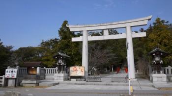 下関住吉神社入口