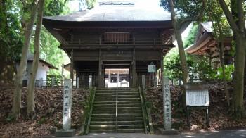 高蔵寺山門